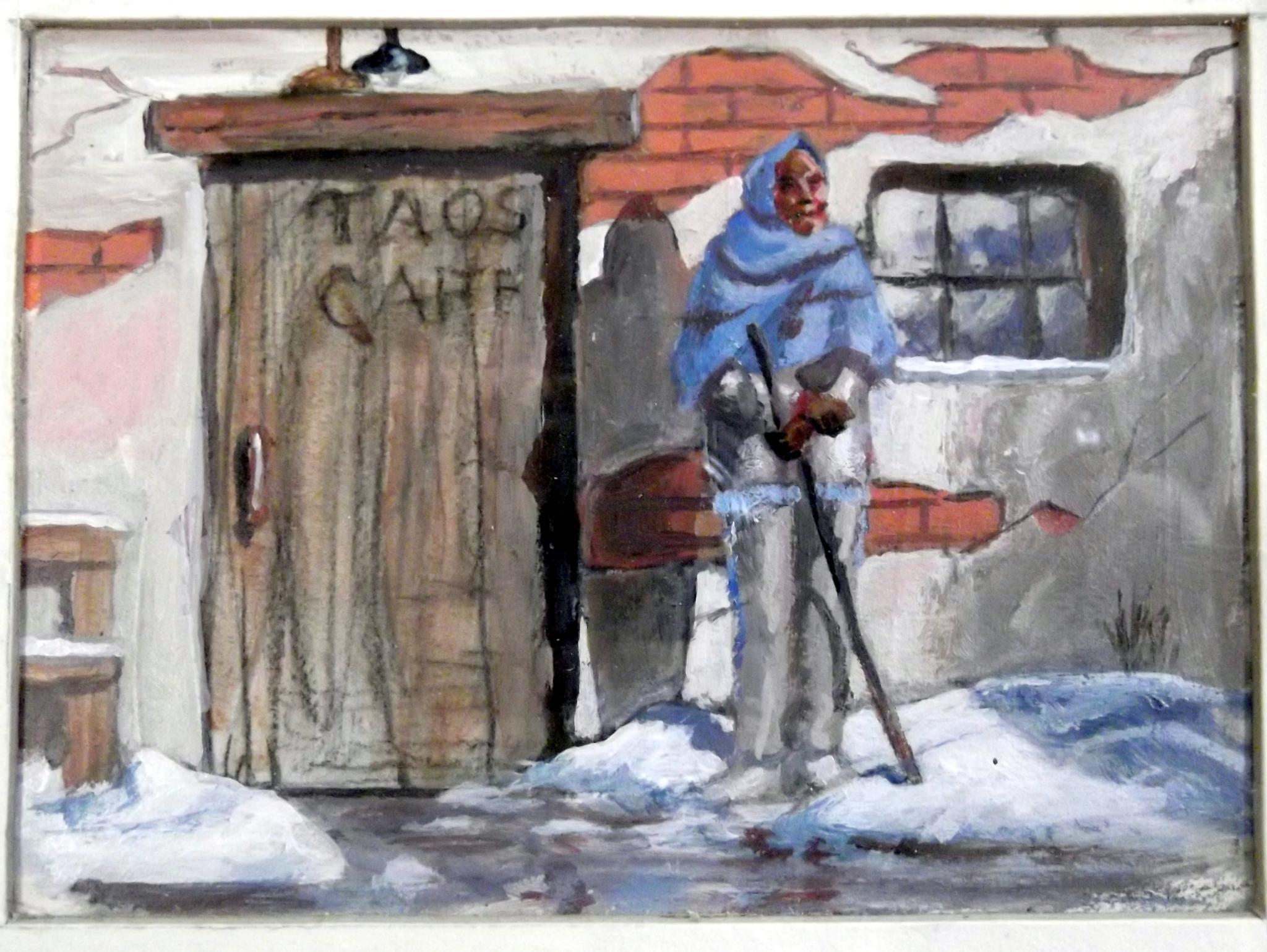 Taos, 1943   Dave Holt